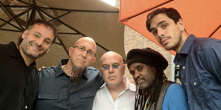 Jeff Coffin and the Mu'tet at Wright Opera House