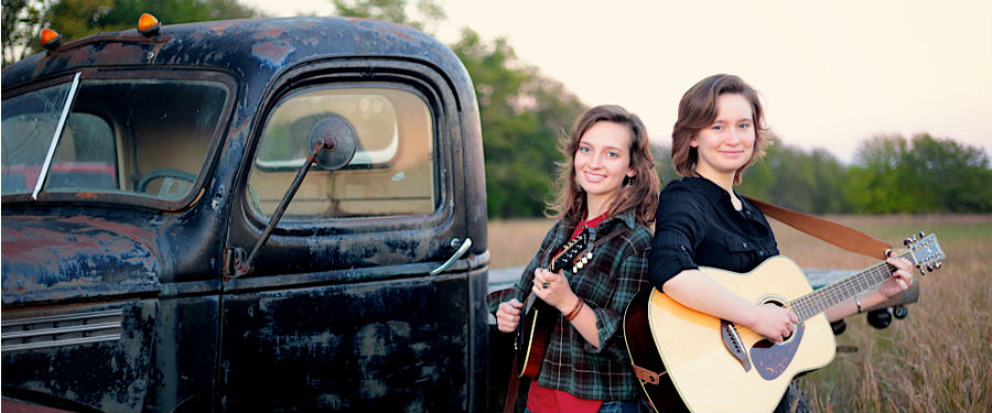 The Vogts Sisters at the Wright Opera House