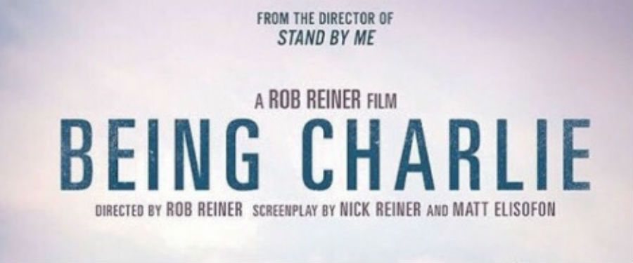 Movie presentation of Being Charlie at the Wright Opera House