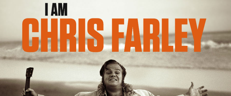 Movie presentation of I Am Chris Farley at the Wright Opera House