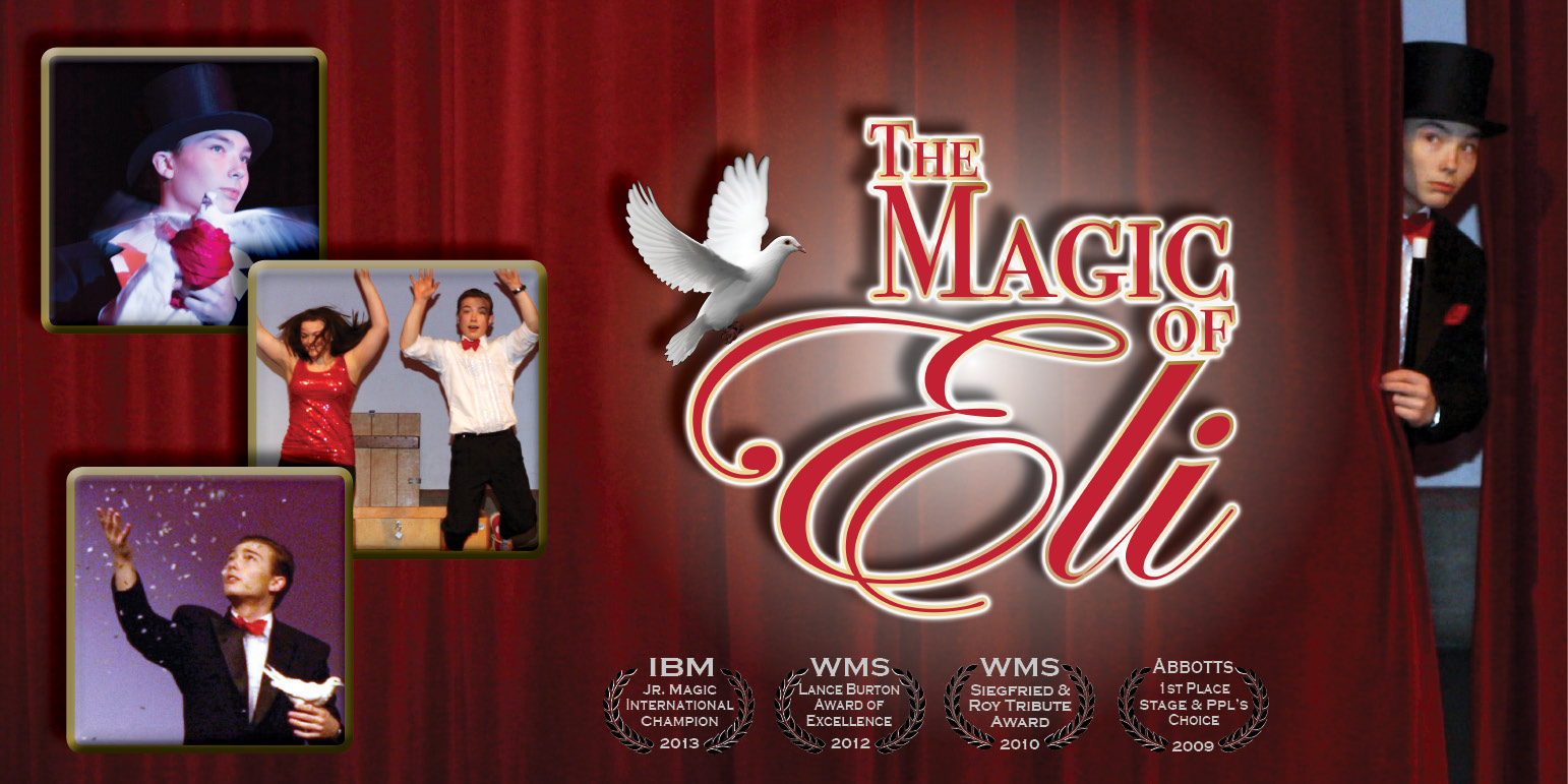 Magic of Eli at the Wright Opera House