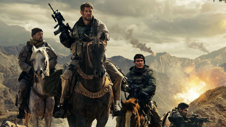 12 Strong at the Wright Opera House