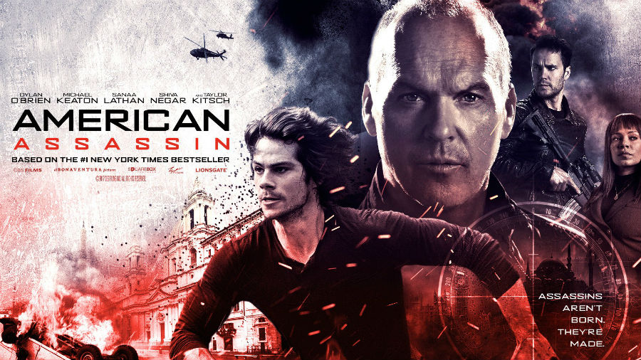 American Assassin at the Wright Opera House