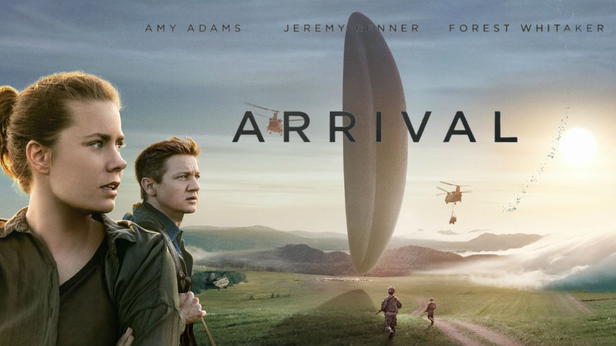 Movie presentation of Arrival at the Wright Opera House