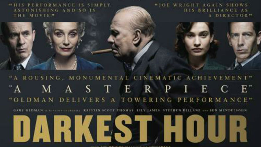 Darkest Hour at the Wright Opera House