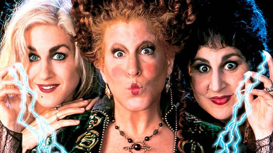 Hocus Pocus at the Wright Opera House