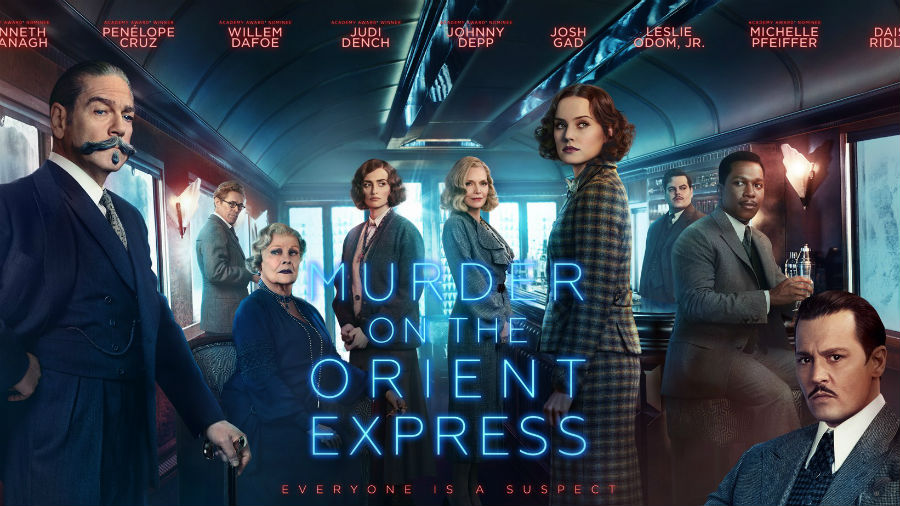 Murder on the Orient Express at the Wright Opera House