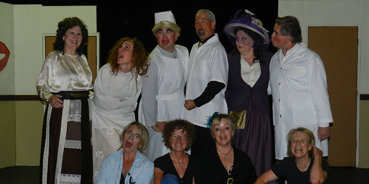 Ouray County Players at the Wright Opera House
